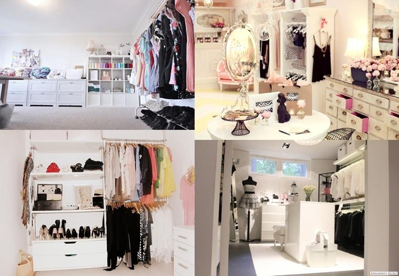 Der Begehbare Kleiderschrank Fashion Kitchen