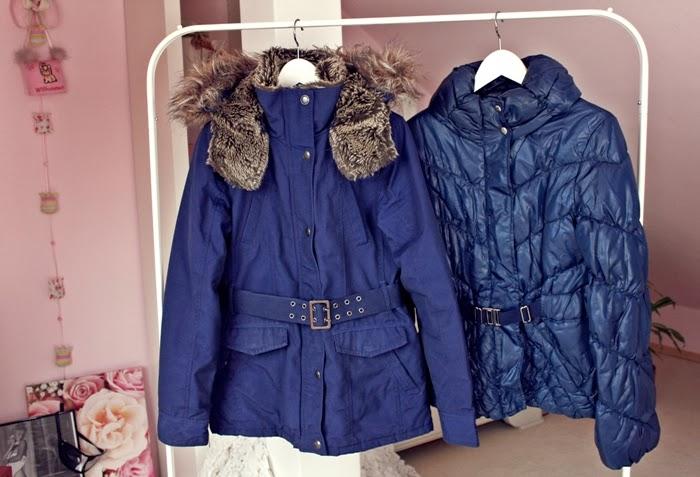Meine Wintermäntel und Parkas Fashion Kitchen
