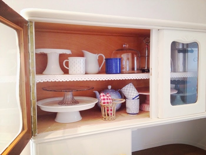 Küchenbuffet DIY - aus alt mach neu