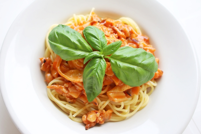 Spaghetti Meeresfrüchte + Video