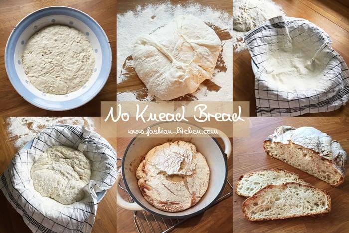 so backst du das perfekte No Knead Bread
