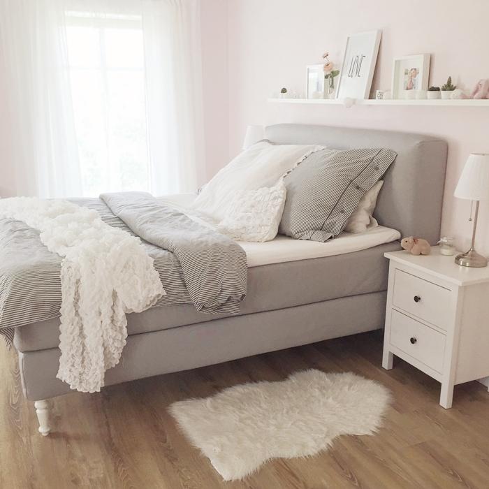 Wir bauen ein Haus - Schlafzimmer & Boxspringbett - Fashion Kitchen