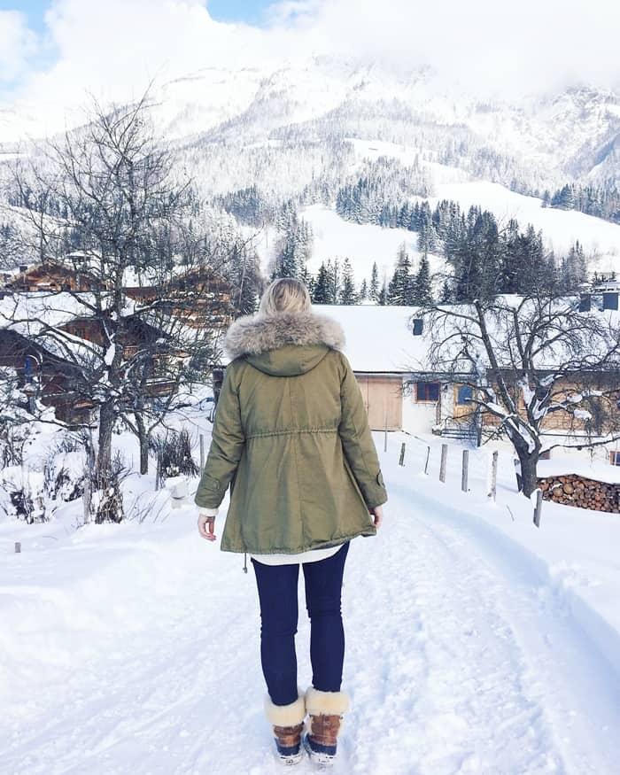 Wellnessurlaub im Naturhotel Forsthoftgut in Leogang - Österreich