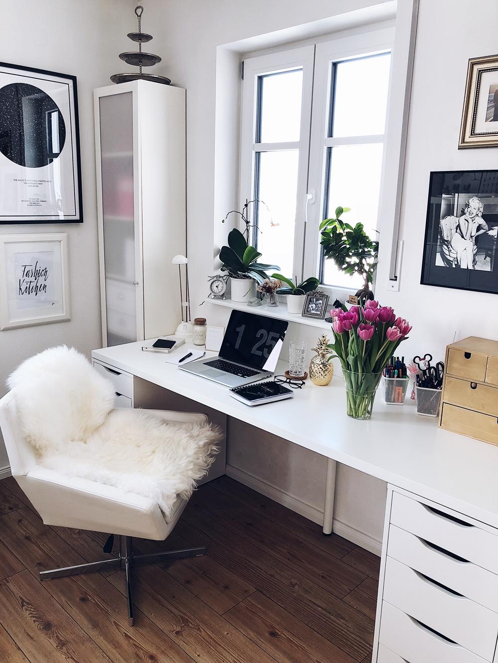 12 Tipps um produktiv von zu Hause zu arbeiten
