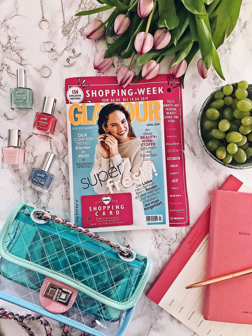 Glamour Shopping Week April 2019