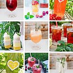 Die besten Drinks, Cocktails & Limonaden für den Sommer!