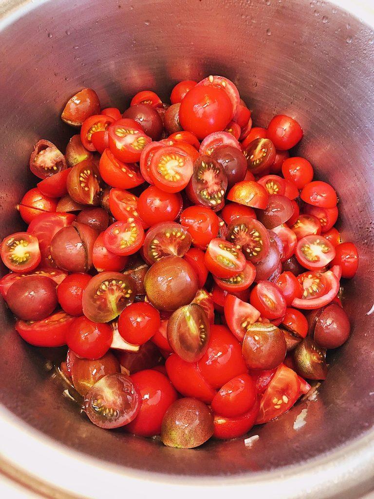 Tomaten Ketchup selber machen