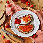 Tomaten Marmelade selber machen-einkochen-tomatos-marmelade-jam-tomaten konfitüre-fashionkitchenkocht-selbstgemacht-grundrezept_
