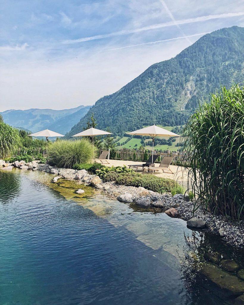 Das Goldberg Badhofgastein Österreich Urlaub in den Bergen