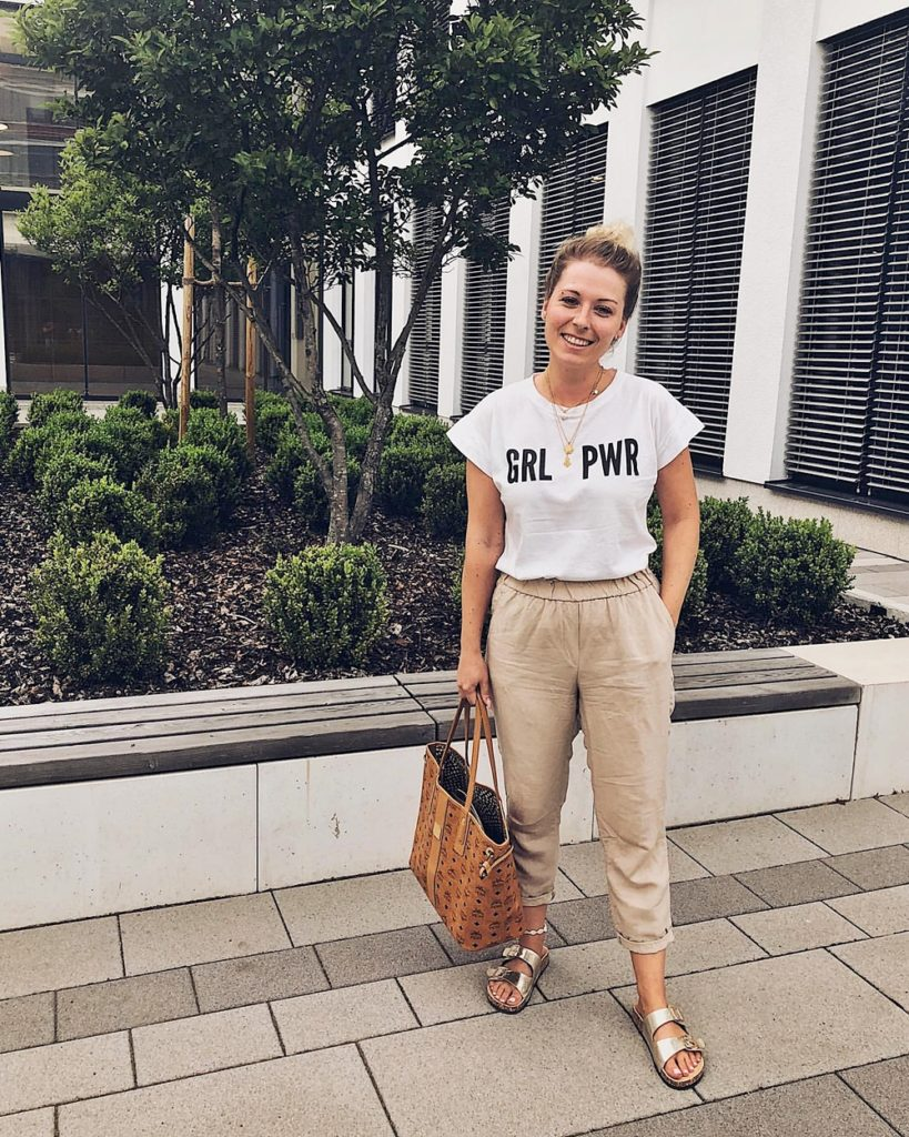 Life Update September 2019 fashionkitchen  girl power grl pwr outfit