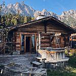 Chalet Bergdorf Priesteregg, Ausflug nach Hirschbichl Berchtesgaden, E-Bike Tour zur Riedlspitz, Mama Thresl & Huwi's Alm in Leogang - Österreich