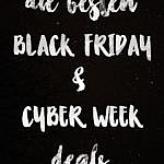 Die besten Black Friday & Cyber Week Deals