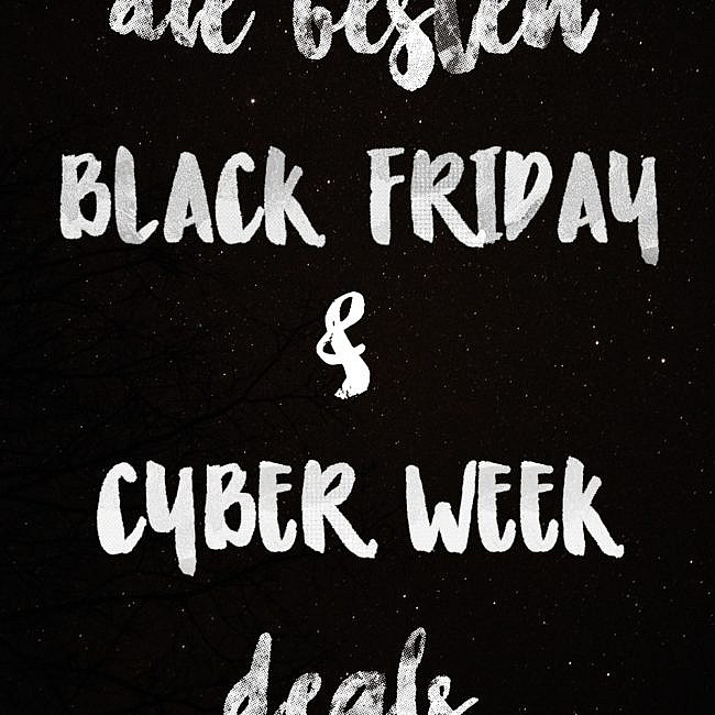 Die besten Black Friday & Cyber Week Deals 2019