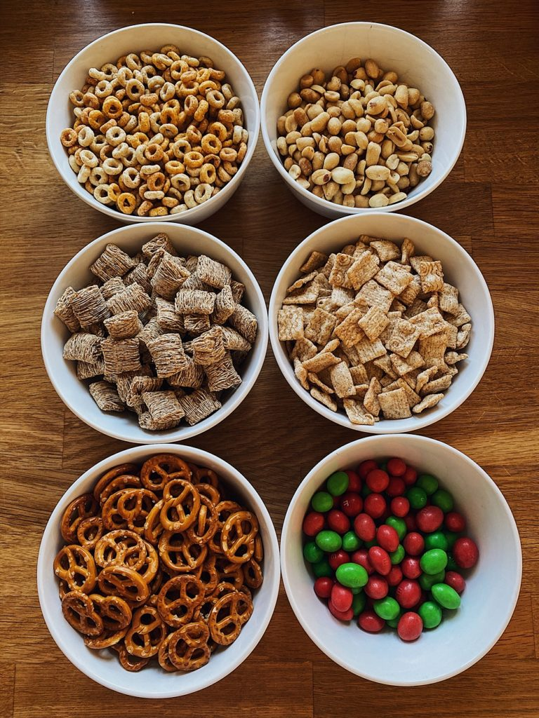 Christmas Candy Crunch