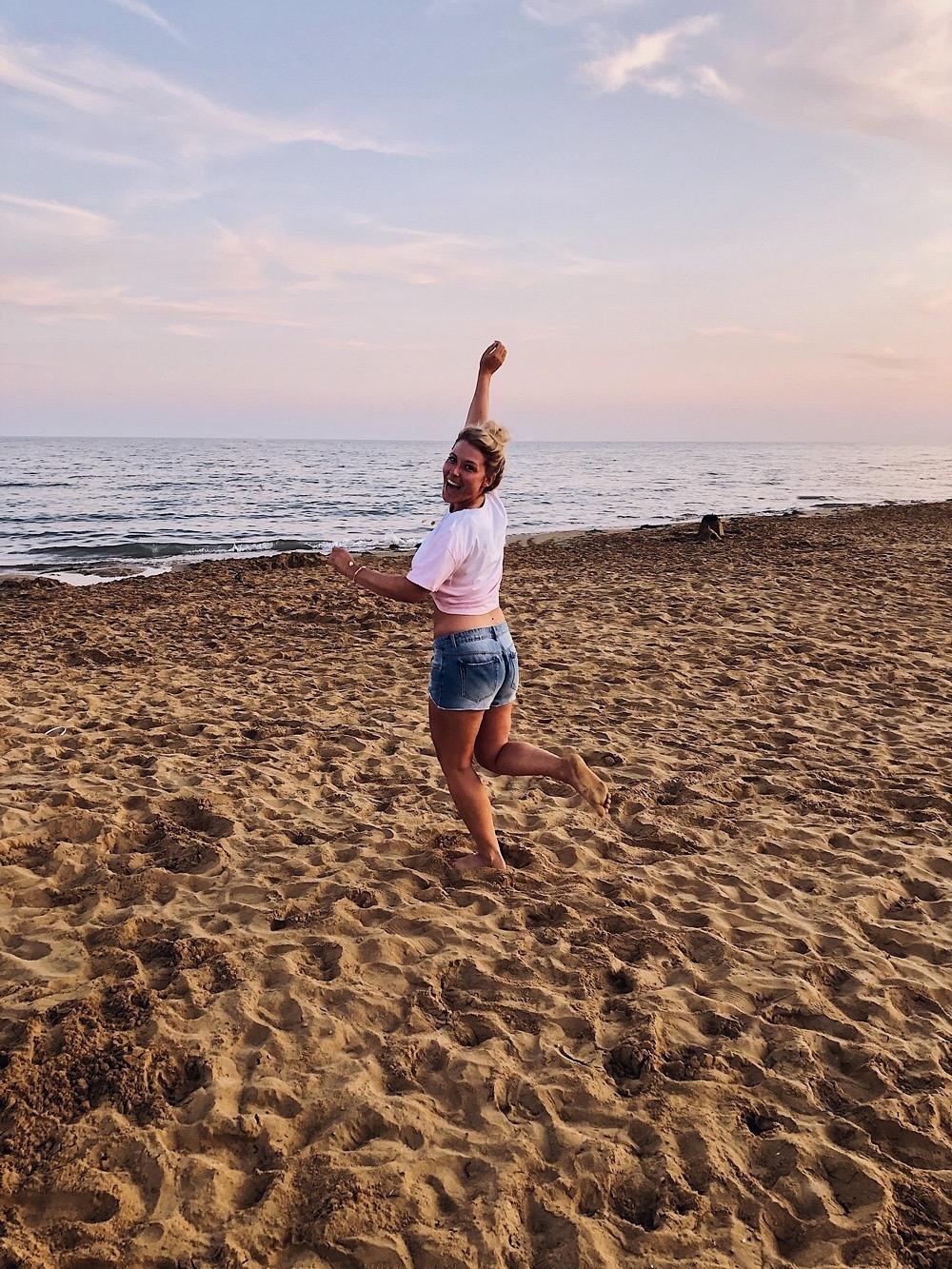 Life Update – März 2020 Strand