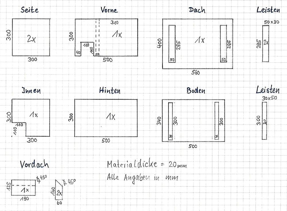 DIY - Igelhaus für den Garten selber bauen - so gehts!
