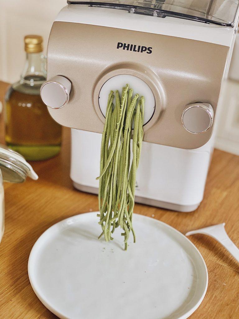 Frische Pasta & Nudeln selber machen mit dem Pastamaker