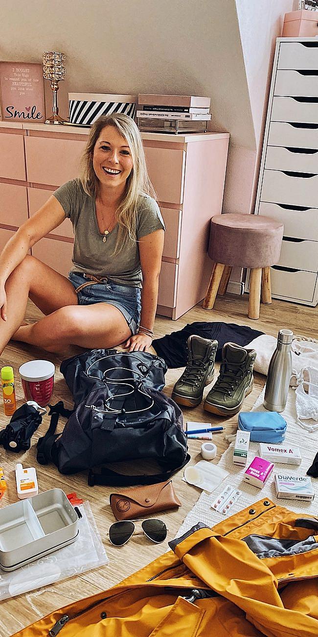 Packliste zum Wandern - das sollte man bei einem Ausflug dabei haben