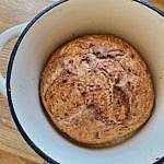 Knuspriges Zwiebel Brot