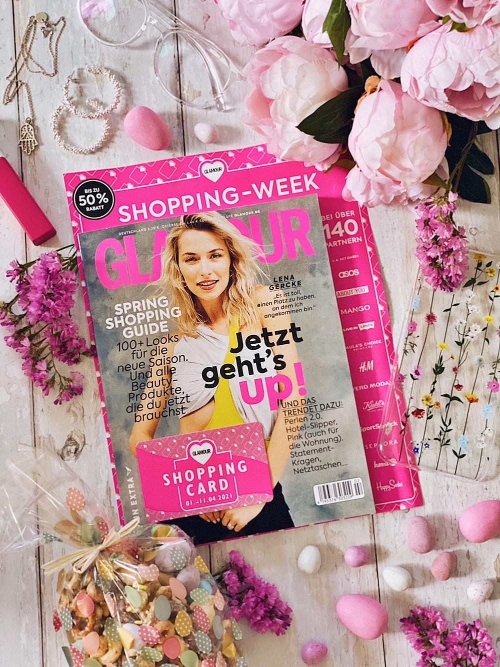 Glamour Shopping Week April 2021