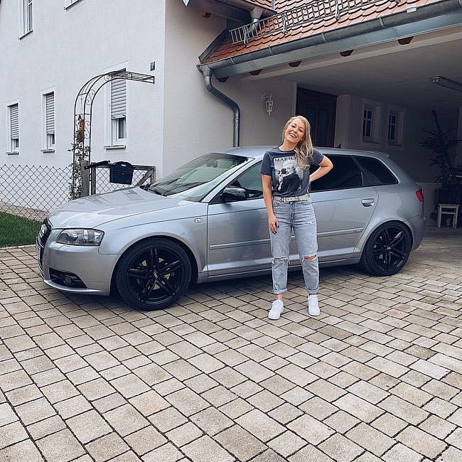 Hello new car