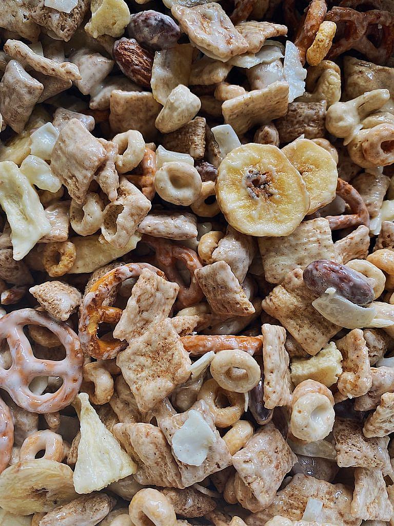 Pina Colada Summer Crunch
